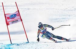 05.03.2011, Pista di Prampero, Tarvis, ITA, FIS Weltcup Ski Alpin, Abfahrt der Damen, im Bild Marusa Ferk (SLO) // Marusa Ferk (SLO) during Ladie's Downhill FIS World Cup Alpin Ski in Tarvisio Italy on 5/3/2011. EXPA Pictures © 2011, PhotoCredit: EXPA/ J. Groder