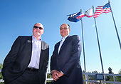 Willie Zuniga and Greg Rich of Grifols Biologicals LLC