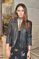 DANIELLE PEAZER at a Gala Performance of Impossible at the Noël Coward Theatre, 85-88 Saint Martin's Lane, London on 13th July 2016.