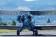 1932 Waco UBF-2 at 2015 WAAAM.