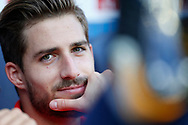Paris Saint Germain's German goalkeeper Kevin Trapp looks on during the French Championship Ligue 1 football match between Paris Saint-Germain and Girondins de Bordeaux on September 30, 2017 at the Parc des Princes stadium in Paris, France - Photo Benjamin Cremel / ProSportsImages / DPPI