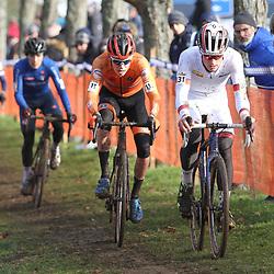 19-01-2020: Wielrennen: Wereldbeker Veldrijden: Nommay <br /> Pim Ronhaar