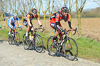 Zabel Rick - Bmc - 31.03.2015 - Trois jours de La Panne - Etape 01 - De Panne / Zottegem <br /> Photo : Sirotti / Icon Sport<br /> <br />   *** Local Caption ***