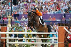 Van Der Vleuten Maikel (NED) - Verdi<br /> Olympic Games London 2012<br /> © Hippo Foto-Jon Stroud