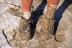 Gillian Bowsers Muddy Shoes