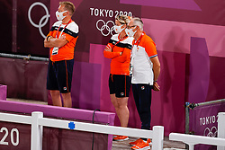 Ehrens Rob, NED<br /> Olympic Games Tokyo 2021<br /> © Hippo Foto - Dirk Caremans<br /> 01/08/2021