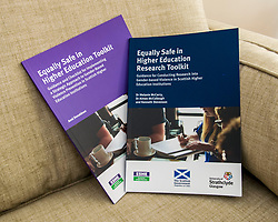 Pictured: <br /> New practical guidance for universities to tackle gender-based violence on campus was launched today (Wednesday 25 April) by Further and Higher Education Minister, Shirley-Anne Somerville,  .<br /> <br /> Guidance and training for staff, better data collection and well-publicised support information for students are some of the recommendations set out in the toolkit, which has been produced by the University of Strathclyde and funded by the Scottish Government.<br /> <br /> The toolkit, which will be adapted for colleges, takes forward the principles set out in the #emilytest campaign set up by Fiona Drouet, in memory of her daughter Emily.<br /> <br /> The Minister visited Glasgow Rape Crisis Centre and heard about the work they do to support people affected by gender-based violence and their support in developing the toolkit. Ms Somerville met Fiona Drouet and other organisations involved in the development of the toolkit to discuss the #emilytest campaign and on-going work to support students affected by gender-based violence.<br /> <br /> Ger Harley | EEm 25 April 2018