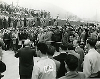 1953 Dedication of the 101 Hollywood Freeway in the Cahuenga Pass