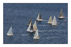 Day 2 of the Bell Lawrie Scottish Series with wild conditions on Loch Fyne for all fleets. Exhilarating and testing racing for Boats and crew...Class 3 IRL9292 Nijinsky, 4300C Reindeer & 2335C little warrior and fleet.