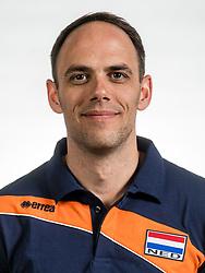 22-05-2017 NED: Nederlands volleybalteam vrouwen, Utrecht<br /> Photoshoot met Oranje vrouwen seizoen 2017 / Eelco Beijl
