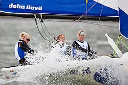Groeneveld, NED, Day 5, May 28th, Delta Lloyd Regatta in Medemblik, The Netherlands (26/30 May 2011).
