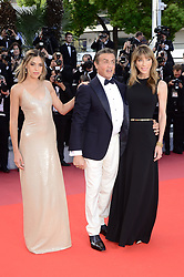 May 26, 2019 - WORLD RIGHTS.Cannes, France, 25.05.2019, 72th Cannes Film Festival in Cannes. The 72th edition of the film festival will run from May 14 to May 25. .Closing Ceremony Red Carpet .NZ. Sistine Rose Stallone, Sylvester Stallone, Jennifer Flavin.Fot. Radoslaw Nawrocki/FORUM (FRANCE - Tags: ENTERTAINMENT; RED CARPET) (Credit Image: © FORUM via ZUMA Press)