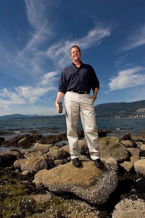 Eric Friedland CEO Peregrine Diamonds Canada