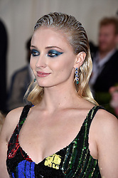 Sophie Turner attends The 2019 Met Gala Celebrating Camp: Notes On Fashion at The Metropolitan Museum of Art on May 06, 2019 in New York City. Photo by Lionel Hahn/ABACAPRESS.COM