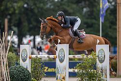 Vandenbossche Bjorn, BEL, W-Helios vd Lindehoeve Z<br /> Belgisch Kampioenschap Jumping  <br /> Lanaken 2020<br /> © Hippo Foto - Dirk Caremans<br /> 03/09/2020