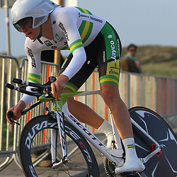 Olympia's Tour 2013 proloog Katwijk Campbell Flakemore