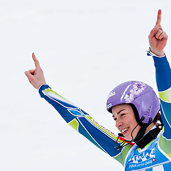 20110318: SUI, FIS World Cup Ski Alpine, Ladies Slalom Finals, Lenzerheide