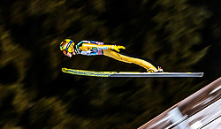 30.12.2017, Schattenbergschanze, Oberstdorf, GER, FIS Weltcup Ski Sprung, Vierschanzentournee, Garmisch Partenkirchen, Wertungsdurchgang, im Bild Noriaki Kasai (JPN) // Noriaki Kasai of Japan during his Competition Jump for the Four Hills Tournament of FIS Ski Jumping World Cup at the Schattenbergschanze in Oberstdorf, Germany on 2017/12/30. EXPA Pictures © 2017, PhotoCredit: EXPA/ JFK