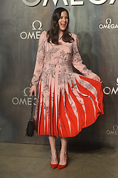 © Licensed to London News Pictures. 26/04/2017. London, UK. LIV TYLER  attends the Omega party celebrating 60 Years of the Speedmaster watch. Photo credit: Ray Tang/LNP