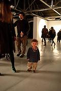 HARPER COTTON, Fired Up, Exhibition of work by Joe Clark, Lauren Cotton, Rory McCartney, David Jones and Farid Rasulov. Gazelli Art House. Wakefield st. London. WC1. 10 February 2011. -DO NOT ARCHIVE-© Copyright Photograph by Dafydd Jones. 248 Clapham Rd. London SW9 0PZ. Tel 0207 820 0771. www.dafjones.com.