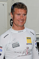 04.06.2011, Red Bull Ring, Spielberg, AUT, DTM Red Bull Ring, im Bild David Coulthard, (GBR, Deutsche Post AMG Mercedes) // during the DTM training day on the Red Bull Circuit in Spielberg, 2011/06/04, EXPA Pictures © 2011, PhotoCredit: EXPA/ S. Zangrando