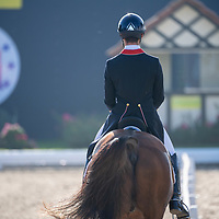 11 September - Daily Images - FEI DRESSAGE EUROPEAN CHAMPIONSHIP 2021 - BEF