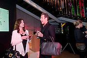 Jane French; Jack French, Rodial Beautiful Awards. Sanderson Hotel. 1 February 2011. -DO NOT ARCHIVE-© Copyright Photograph by Dafydd Jones. 248 Clapham Rd. London SW9 0PZ. Tel 0207 820 0771. www.dafjones.com.