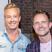 NLD/Amsterdam/20170829 - Grazia Fashion Awards 2017, Claes Iversen en ..........