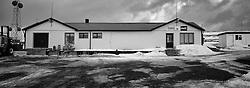 House at the island Grimsey, north of Iceland - Hús í Grímsey