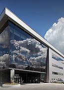 Biggin Hill Airport<br /> Rizone Jet<br /> Interior by shh Architects