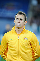 Australia's Luke Wilkshire before the International football Friendly Game 2013/2014 between France and Australia on October 11, 2013 in Paris, France. Photo Jean Marie Hervio / Regamedia/ DPPI