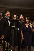 HARRY HERBERT; CHLOE HERBERT; FRANCESCA HERBERT; CHICA HERBERT Cartier 25th Racing Awards, the Dorchester. Park Lane, London. 10 November 2015