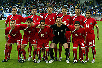Fotball <br /> FIFA World Youth Championships 2005<br /> Nederland / Holland<br /> Foto: ProShots/Digitalsport<br /> <br /> italia - syria, tilburg, 15-06-2005<br /> <br /> syria