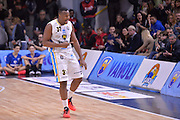 Elston Turner<br /> Vanoli Cremona - Fiat Auxilium Torino<br /> Lega Basket Serie A 2016/2017<br /> Cremona, 12/02/2017<br /> Foto Ciamillo-Castoria