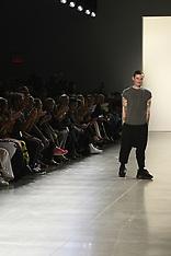 Hogan Mclaughlin S/S 2019 runway New York Fashion Week - 12 Sept 2018