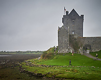 Dunguaire Castle. Image taken with a Leica X2 camera.
