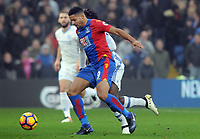 Football - 2016 / 2017 Premier League - Crystal Palace vs. Chelsea<br /> <br /> Zak Fryers of Palace at Selhurst Park.<br /> <br /> COLORSPORT/ANDREW COWIE