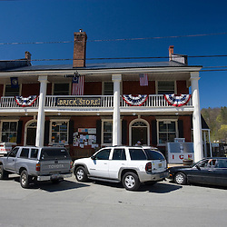 The Brick Store the oldest general store in America New Hampshire USA