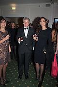 MARIANNE KUTTA; ARNO ORTMAIR; ASLI BAYRAM, Fundraising Gala for the Zeitz foundation and Zoological Society of London hosted by Usain Bolt. . London Zoo. Regent's Park. London. 22 November 2012.