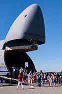 New Windsor, New York - The New York Air Show was held at Stewart International Airport on Sept. 16,  201.