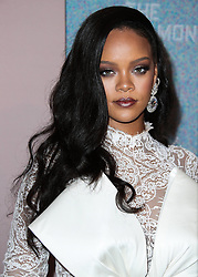 MANHATTAN, NEW YORK CITY, NY, USA - SEPTEMBER 13: Rihanna's 4th Annual Diamond Ball Benefitting The Clara Lionel Foundation held at Cipriani Wall Street on September 13, 2018 in Manhattan, New York City, New York, United States. 13 Sep 2018 Pictured: Rihanna, Robyn Rihanna Fenty. Photo credit: Image Press Agency/MEGA TheMegaAgency.com +1 888 505 6342
