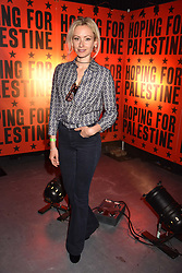 """Camilla Al Fayed at """"Hoping For Palestine"""" Benefit Concert For Palestinian Refugee Children held at The Roundhouse, Chalk Farm Road, England. 04 June 2018."""