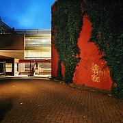 Nederland -Assen - Drenthe -04-07-2005<br /> Parkeergarage aan de Torenlaan.<br /> Foto: Sake Elzinga
