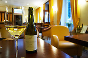 chassagne montrachet at l'hotel beaune cote de beaune burgundy france