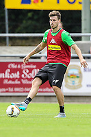 BILDET INNGÅR IKKE I NOEN FASTAVTALER OG ALL BRUK BLIR FAKTURERT <br /> <br /> Fotball<br /> Tyskland<br /> Foto: imago/Digitalsport<br /> NORWAY ONLY<br /> <br /> Dienstag, 14.07.2015, 1. Bundesliga, Saison 2015/2016, Trainingslager Borussia Mönchengladbach, Håvard Nordtveit (Moenchengladbach 6)