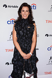 Jodi Kantor at the TIME 100 Most Influential People in The World Gala in New York City.
