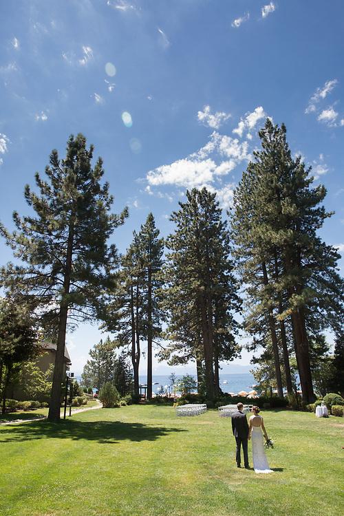 Go West Foto Wedding Photography Portfolio -- The Hyatt Lake Tahoe.  Incline Village, Nevada.