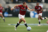 04 December 2011: Stanford's Teresa Noyola. The Stanford University Cardinal defeated the Duke University Blue Devils 1-0 at KSU Soccer Stadium in Kennesaw, Georgia in the NCAA Division I Women's Soccer College Cup Final.