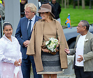Queen Maxima attends 50 year jubilee Moluccan Community, 17-09-2015