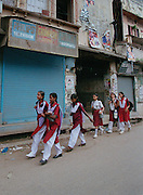 Varanasi School Children
